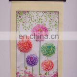 Promotional customized wall picture with 3D effect