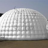 Giant Outdoor Inflatable Paintball Tent/Inflatable Tennis Tent/Inflatable Arena Tent
