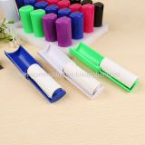 Sticky paper cloths cleaning pocket foldable mini lint roller