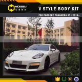 2014-2016 panamera Vors bodykits For Porsch 971 fiber glass Body Kit Cars For Sale