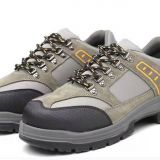 wolong suede gray 500 pairs safety shoes