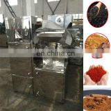Stainless steel automatic dry chilli grind machine