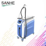 Sanhe lasers reduce pain skin air cooling machine for laser treatment Nd yag laser cooling device