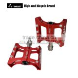 AEST bike pins pedal, Al6061 alloy pedal, lady bike pedals wholesale