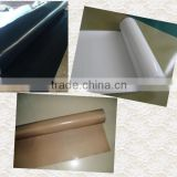 teflon finish fabric PTFE both sides used for food baking & heat sealing machine