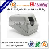 China GuangZhou die casting factory customizes cctv security camera enclosure housings hdd enclosure aluminum die casting