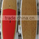 DECK&BOTTOM BAMBOO STAND UP PADDLE BOARDS FOR YOGA
