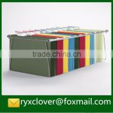 Colorful A4 paper movable document holder/a4 hanging paper folder                                                                         Quality Choice