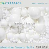 23-26% al2o3 ceramic balls sphere type for oil company
