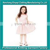 2015 the latest design Custom Dri Fit Fabric Child Clothes alibaba China Supplier / Dress Cute Summer Girls' Dress