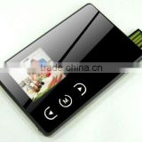 Best seller / Credit card shape USB flash drive with digital frame / CE Rohs FCC approved / 2G 4G 8G 16G 32G