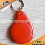 Personalised 125 kHz LF Smart RFID Key Tag & Key Fobs For Access Control System With OEM