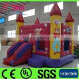 kid's party inflatable bouncer for sale/ inflatable bouncer castle / inflatable bouncer slide