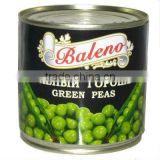 canned green peas in brine