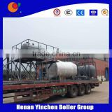 Factory!!! Advanced Technology 4 Pass Horizontal Oil Furnace Combustion Chamber,Oil Boiler                                                                         Quality Choice