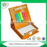 OEM Full Color Printing Eco-Friendly Fridge Magnet Sticky Notepad