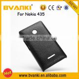 Mobile Accessories Packing Crocodile Pattern Leather Mobile Phone Case,Back Case For Microsoft Nokia Lumia 435
