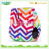 2016 AnAnBaby Bamboo Charcoal Leak Proof Pocket Baby Cloth Diapers