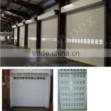 Security Insulated & Ventilation summer window roller window blinds with window automatic & manual                                                                         Quality Choice