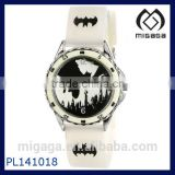 Batman Kids' Analog Display Quartz Watch Fashion Halloween party batman gift watch for kids