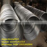FACTORY WHOLESALE HOT DIPPED RAZOR BARBED WIRE ELECTRIC RAZOR BARBED WIRE MESH--------TC35A