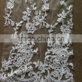 Best cord embroidery patterns bridal lace fabric                                                                         Quality Choice