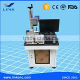Laser Machine Manufacturer 20w Germany IPG Fiber Laser Marking Machine For Plastic logo date code printing laser