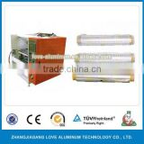 (CE Certfication) Hot High Quality of the Semi-automatic Aluminum Foil Rewinding Machine