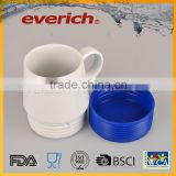 Cheap promotional ceramic beer mug