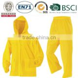 PVC adult raincoat/adult foldable waterproof rain jacket raincoat                                                                         Quality Choice