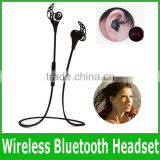 Wireless Bluetooth Headset Stereo Headphone built-in Mic Handsfree Earphone for iPhone 6 5 5S Samsung Galaxy Note HV-805