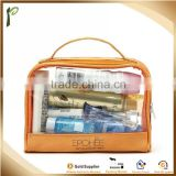 Popwide High Quality Transparent Promotion Use PVC Cosmetic Bag