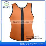 High Quality neoprene vest both size can be dressed body shaper male neoprene vest                                                                                                         Supplier's Choice