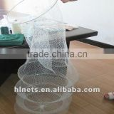 hand folding fishing trap