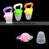 Wholesale baby funny fruit feeder Vegetable & Fruit silicone fruit pacifier                                                                         Quality Choice