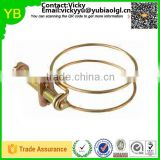 custom double wire hose clip made in China