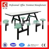college/university canteen furniture bramante extending dining table folding dinning table cafeteria table