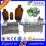 Big discount bottle washing filling capping machine,liquid bottle filler                                                                         Quality Choice