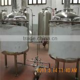Stainless mash tun brew kettle/electric brew kettle/ Mash tun