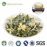 Tea market high mountain tin box best tea drink fat burner slimming flower tea