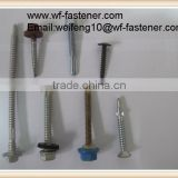 High quality galvanized Self drilling concrete screw China manufacture,supplier,exporter
