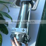 HOT Modern Kitchen Parts 304 Stainless Steel Water Filter Cover No Electricity UF Water Purification Machine