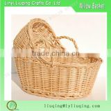 wicker moses crib wicker baby pram basket small wicker baby pram basket for baby shower gift wicker moses baby carrier basket                                                                         Quality Choice