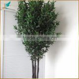 decorative fake oranmental artificial plastic olive tree