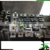 Railway components/Steel forged rail clips/clamping plate