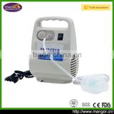 China Manufactures Factory Price Medical Nebulizer Treatment Equipment Hand Pump Nebulizer Machine, Asthma Nebulizer