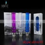Beautiful pyrex glass drip tips from China