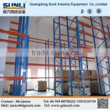 Dongguan Manufacturer Start Import Export Business Warehouse Adjustable Pallet Drive In Van Boltless Shelving