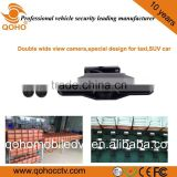 Double Lens wide angle Car Camera with 130 degree Viewing Angle for Rear and front road Viewing