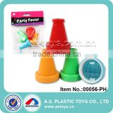 Party Favor funny colorful child mini plastic phase prism toy